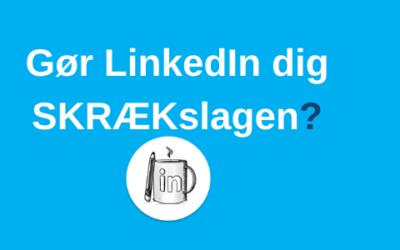Hjælp til LinkedIn