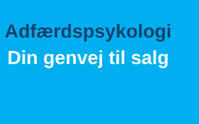 Adfærdspsykologi